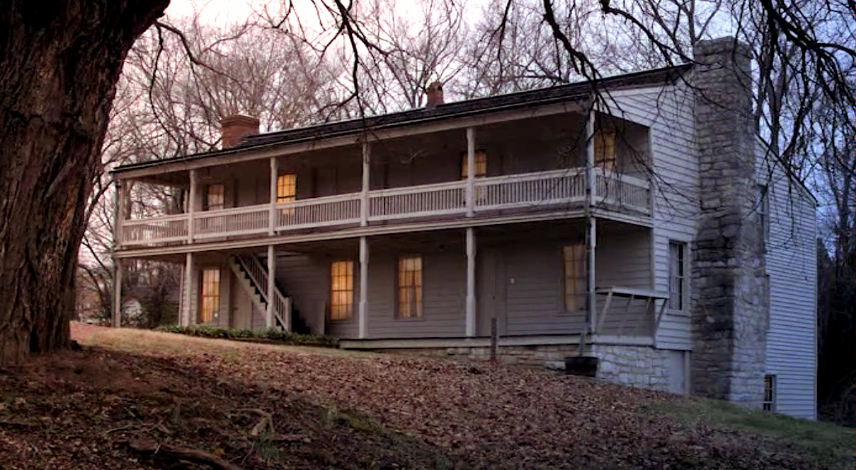 Fort Donelson National Battlefield, Dover Hotel (Surrender House)