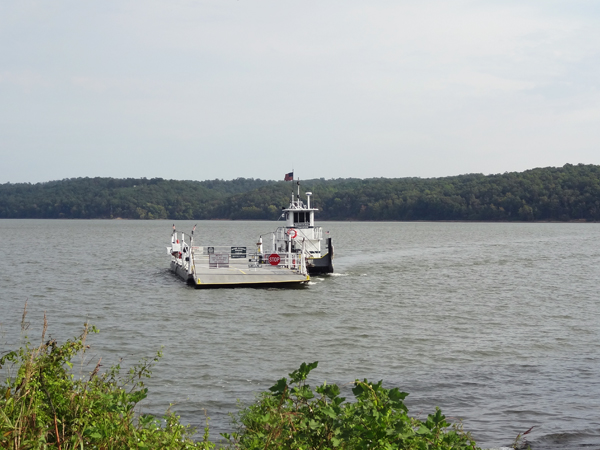 Benton-Houston Ferry